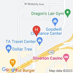 Map HIGHLAND INN MOTEL