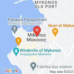 Map MINA TOWN