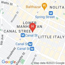 Map NOMO SOHO