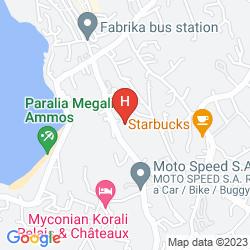 Map TERRA MARIA