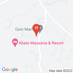 Map ABATE MASSERIA & RESORT