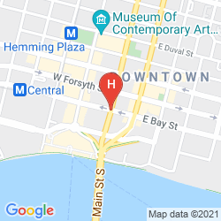 Map HOWARD JOHNSON INN AND SUITES