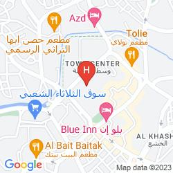 Map INTER-CONTINENTAL