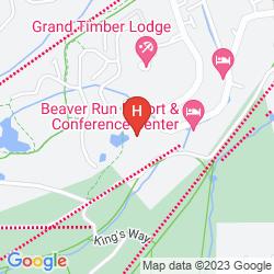 Map VALDORO MOUNTAIN LODGE BY HILTON