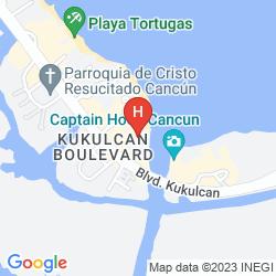 Map VIEW MEDITERRANDO HOTEL & SUITES