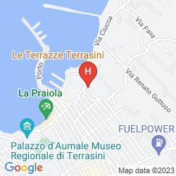 Map RESIDENCE LA GIARA