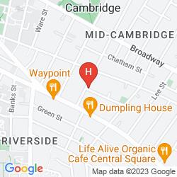 Map VERITAS