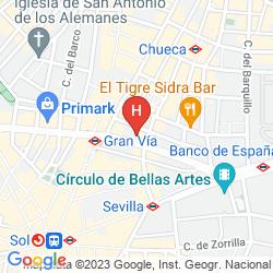 Map PENSIÓN LEMUS
