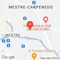 Map VILLA CRISPI