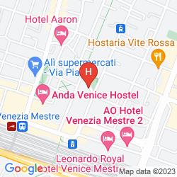 Map VILLA RICORDI