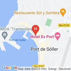 Map MIRAMAR
