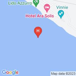 Map BEST WESTERN HOTEL ARA SOLIS