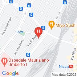 Map LANCASTER