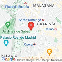 Map PENSIÓN SALOMÉ