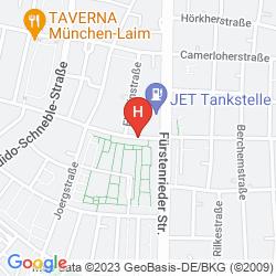 Map HOTEL PETRI