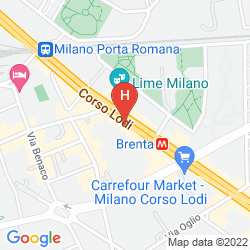 Map DEL SUD