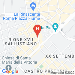 Map HOTEL PIAVE