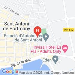 Map HOSTAL TARBA