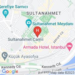 Map ARDEN PARK