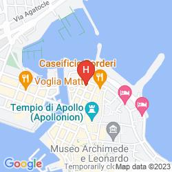Map HOTEL POSTA