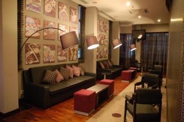 Hotel Tivoli Maputo: Bar MAPUTO