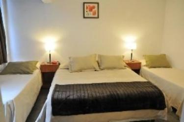 Playa Caribe Hotel: Schlafzimmer MAR DEL PLATA