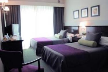 Hotel Dos Reyes: Schlafzimmer MAR DEL PLATA