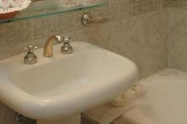 Hotel Dos Reyes: Bathroom MAR DEL PLATA