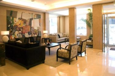 Hotel Iruna: Lobby MAR DEL PLATA