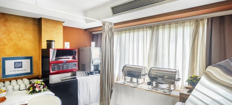 Hotel San Cristobal: Buffet MARBELLA - COSTA DEL SOL