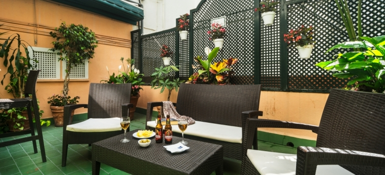 Hotel San Cristobal: Detail MARBELLA - COSTA DEL SOL