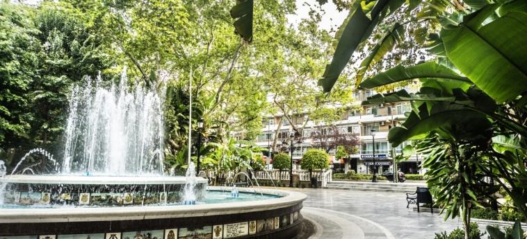 Hotel San Cristobal: Environnement MARBELLA - COSTA DEL SOL