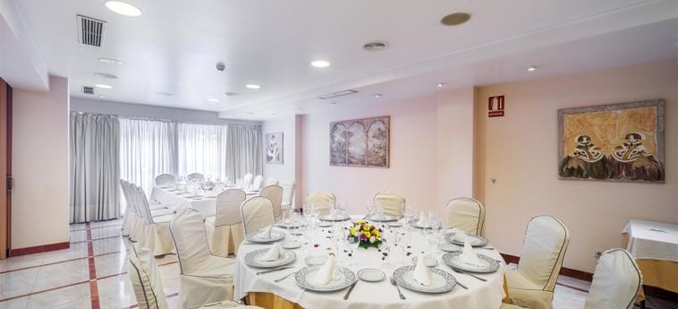 Hotel San Cristobal: Hall MARBELLA - COSTA DEL SOL