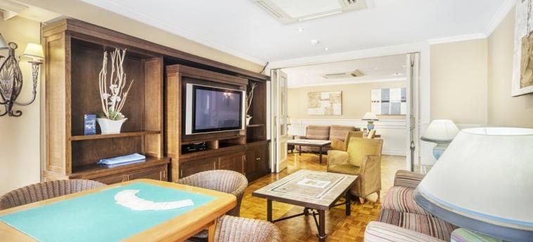 Hotel San Cristobal: Lobby MARBELLA - COSTA DEL SOL