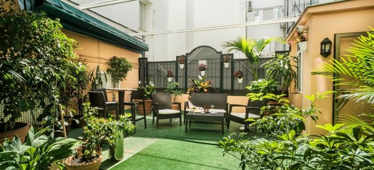 Hotel San Cristobal: Patio MARBELLA - COSTA DEL SOL