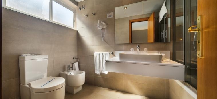 Hotel San Cristobal: Salle de Bains MARBELLA - COSTA DEL SOL