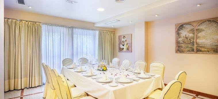 Hotel San Cristobal: Salle de Banquet MARBELLA - COSTA DEL SOL