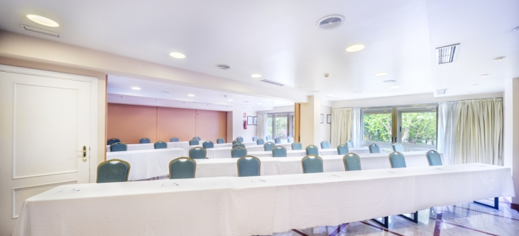 Hotel San Cristobal: Salle de Conférences MARBELLA - COSTA DEL SOL