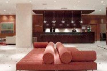 Hotel Nh Marbella: Lobby MARBELLA - COSTA DEL SOL