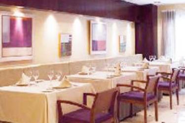 Hotel Nh Marbella: Restaurant MARBELLA - COSTA DEL SOL