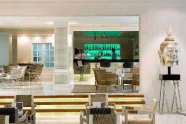 Hotel H10 Andalucia Plaza: Bar MARBELLA - COSTA DEL SOL