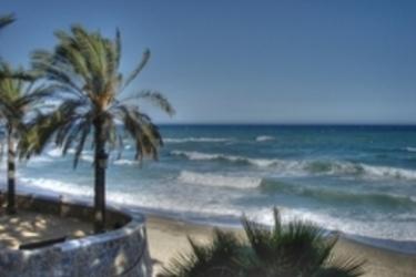 Hotel H10 Andalucia Plaza: Playa MARBELLA - COSTA DEL SOL