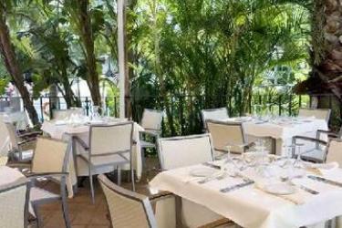 Hotel H10 Andalucia Plaza: Restaurante Exterior MARBELLA - COSTA DEL SOL