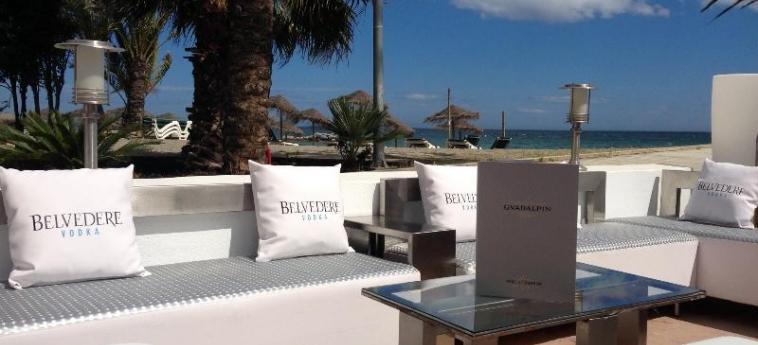 Gran Hotel Guadalpin Banus: Bar MARBELLA - COSTA DEL SOL