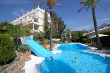 Hotel Aloha Gardens: Swimming Pool MARBELLA - COSTA DEL SOL