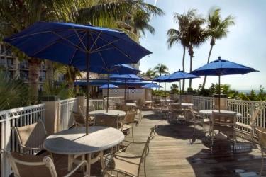 Hotel Hilton Marco Island Beach Resort And Spa: Bar MARCO ISLAND (FL)