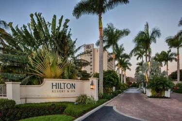 Hotel Hilton Marco Island Beach Resort And Spa: Exterieur MARCO ISLAND (FL)