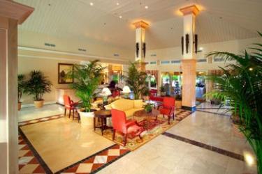 Hotel Hilton Marco Island Beach Resort And Spa: Lobby MARCO ISLAND (FL)