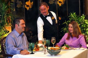 Hotel Hilton Marco Island Beach Resort And Spa: Restaurant MARCO ISLAND (FL)