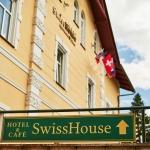 BOUTIQUE HOTEL SWISSHOUSE 4 Stars